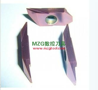 MZG后车削刀片